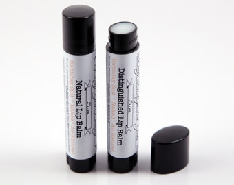 Luxe Natural Lip Balm Trio - Set of 3