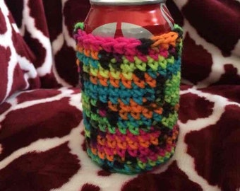 Crochet Can or Bottle Cozy