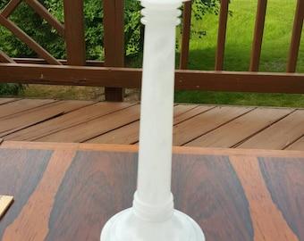 Italian Stone Candle Holder