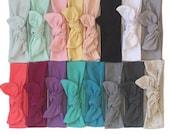 Knot Headbands (Choose 1), Baby Headbands, Knot Headband Baby, Knot Headband Adult, baby headband knot, Baby Headband