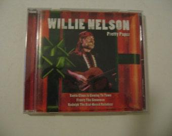 Willie Nelson - Pretty Paper (CD)