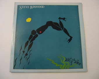 Steve Winwood - Arc Of A Diver - 1980