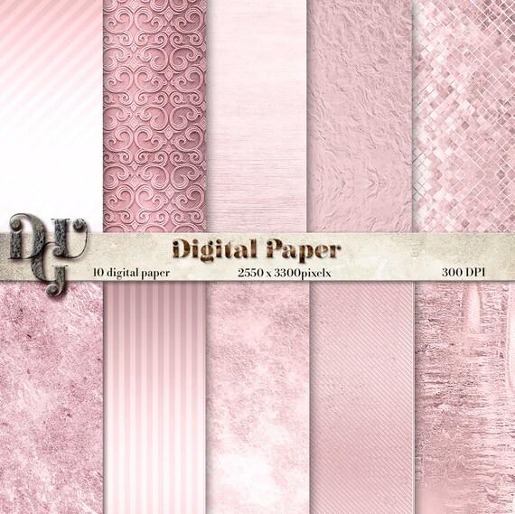 pink rose gold foil - photo #15