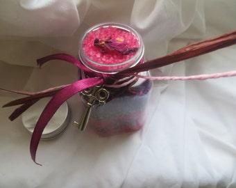 Faerie love incense grains , love  blend,