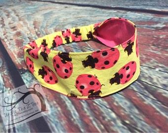 Kids Ladybug Headband