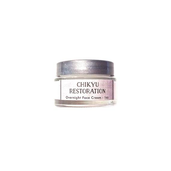 Nighttime Face Cream, Retinol Cream, Fine Lines, Dry Skin Relief, Sun Damaged Skin, RESTORATION Overnight Face Cream