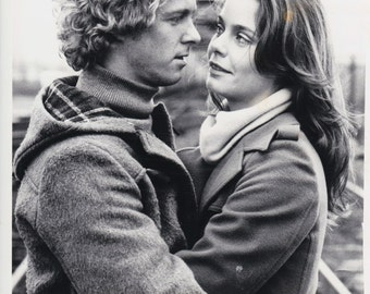 "Vintage Original photograph William Katt & Susan Dey - ""First Love"" - dated: 7/6/77- Theater---FREE SHIPPING !!!"