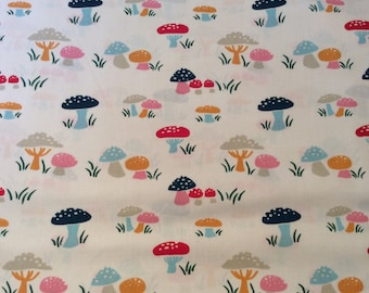 Everyday Party 100% premium organic  cotton fabric by Emily Isabella half meter