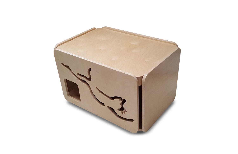litter box cabinet litter box cover cat furniture cat. Black Bedroom Furniture Sets. Home Design Ideas