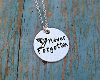 Never Forgotten Necklace