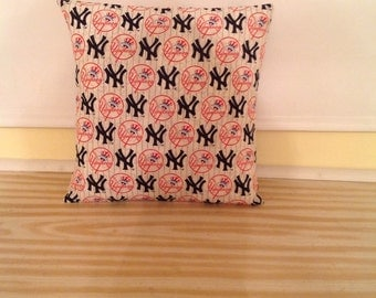 New York Yankees Pillow