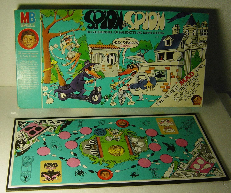 Spion Spiel