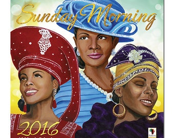 2016 Sunday Morning Calendar