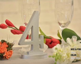 Gold Glitter SET 1-40, DIY Table Numbers, Vintage Table Numbers, Reception Table Numbers, Table Numbers for Wedding and Party