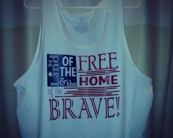 Home of the Brave Tank