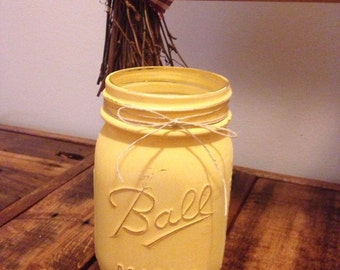 Hand Poured, Soy Wax Candle, Mason Jar Candle