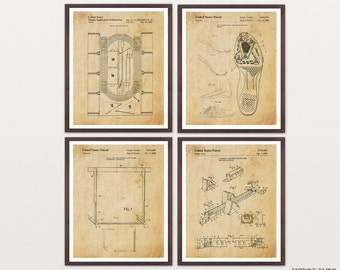 Track and Field Patent Art - Track Art - Track Poster - Running Art - Running Poster - Running Patent - Run - Sprint - Track and Field Art