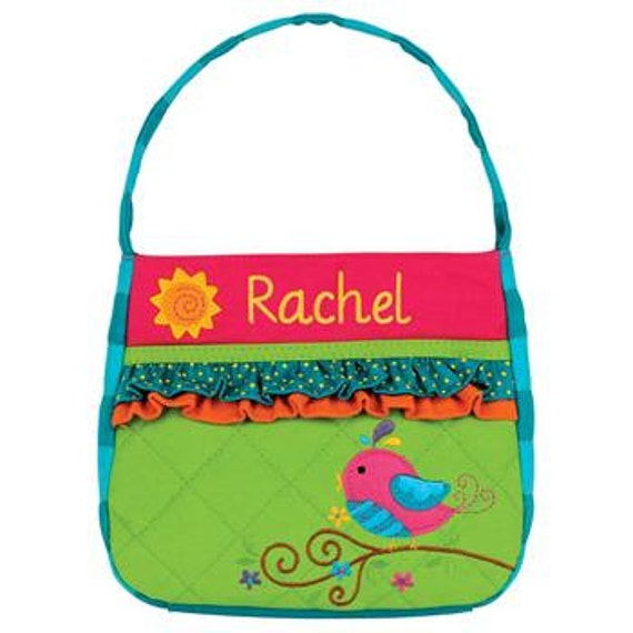 Personalized Toddler Girls Bird Purse Toddler Kid S Bird