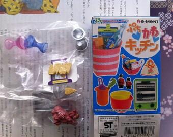 Kawaii Rement miniature Icecream Set for Blythe doll or any cute dolls