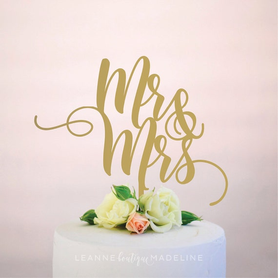 wedding cake topper mr and mrs mr and mrs wedding cake topper 8809