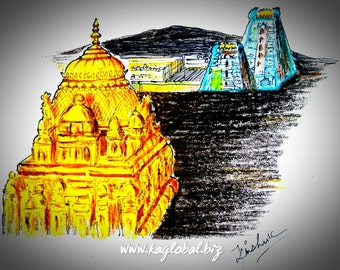 Sri Venkateswara Swamy Temple, Tirumala(Tirupati)