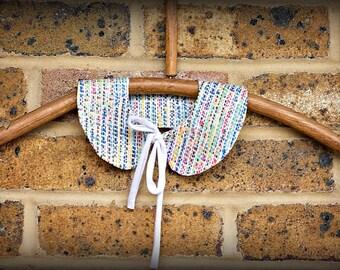 Detachable Peter Pan collar, Liberty