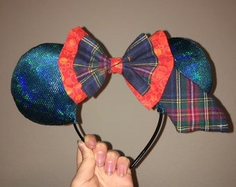 Disney Character Themed Mouse Ears