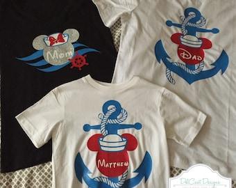 Disney Cruise Family Shirts