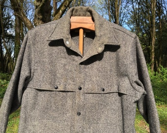 Filson Wool Cape Coat Mackinaw Wool jacket