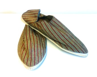 Slippers fabric of Syria