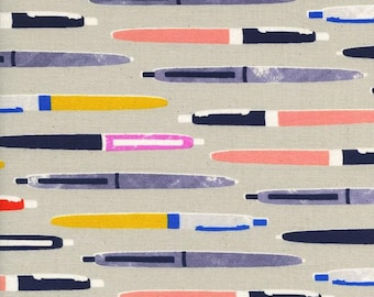 SALE Trinket - Pens Neutral - Melody Miller - Cotton and Steel (0035-01)