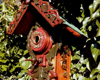 Bird house/ Vogelhaus