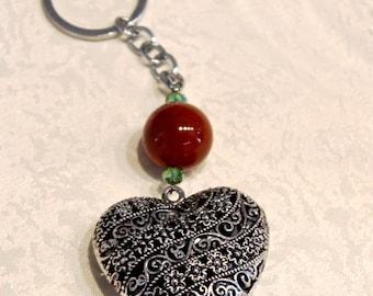Keychain jewelry