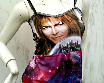 The Labyrinth Jareth cami tank top David Bowie