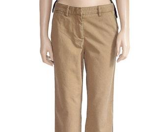 Women's Pants, J. Crew Khaki Pants, Chino, Classic Pants, Women's Fashion, Pants, Cotton Pants, Tan Pant, Twill Pants, Petite Pants, Hipster