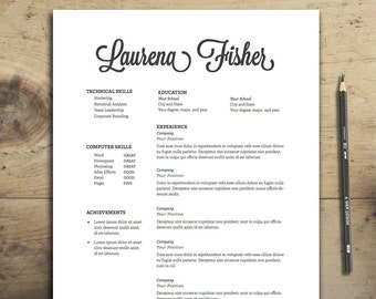 sophisticated resume templates