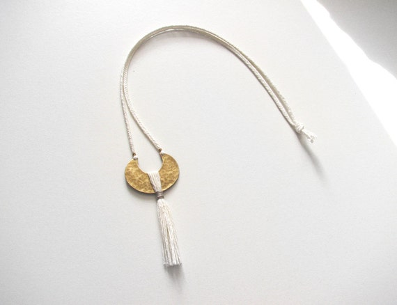 Pendulum Necklace