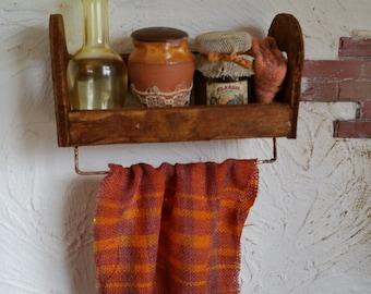 Miniature Kitchen Rack