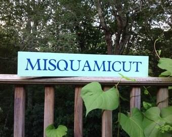 Misquamicut. RHode island.