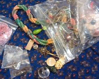 Scrap jewelry grab bag