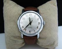 Handsome Vintage 1970's Caravelle Men's Watch