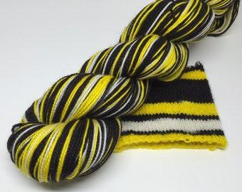 "Simple Sock Self-Striping ""Sporting Group: Pittsburgh"" DL05"