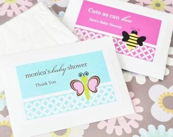 Baby Animal Tissue Packs, (Set of 24)