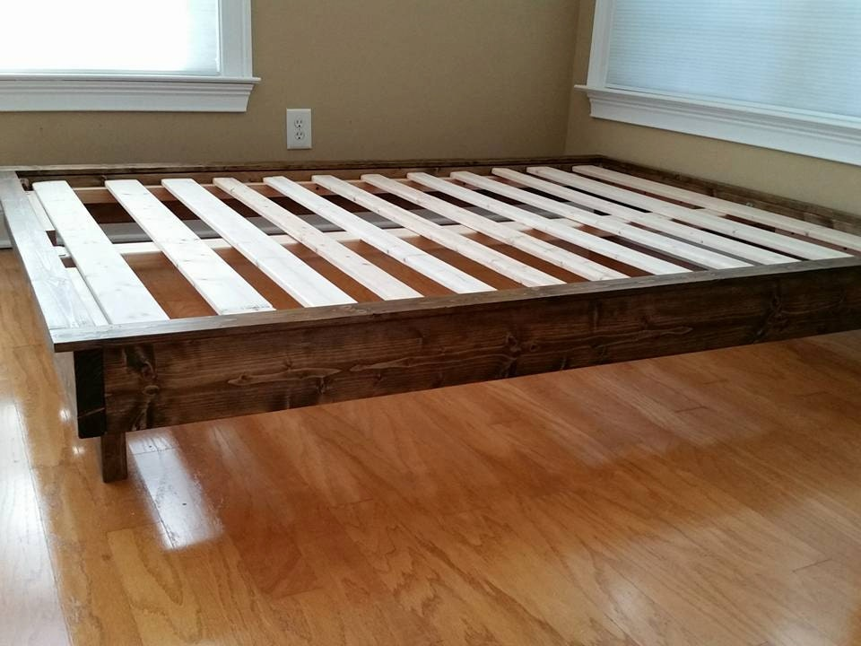 wood bed twin full zoom