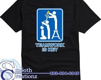 Teamwork is Key T-Shirt