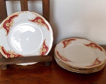 Royal Stafford Bone China Side Plates.