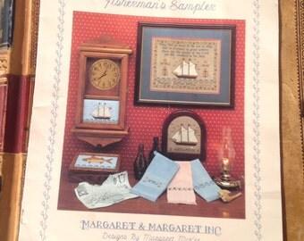 Fisherman's Sampler Graph by Margaret & Margaret Inc 1988