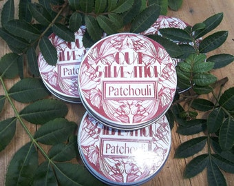 Patchouli Healing Salve-ation Lotion Bar