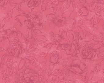 PINK Fourish Bella Suede  Bell188-P P&B Fabrics