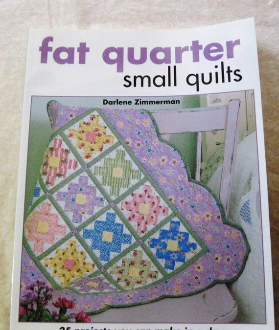 Fat Quarter Small Quilts 63